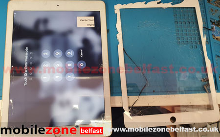 i pad air 5th generation digitizer replacement